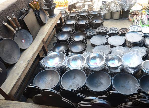 Traditional Cookware Indian Heritage Dhanyam