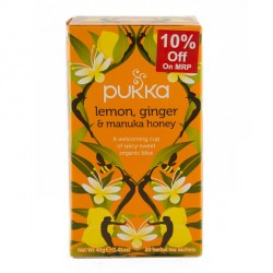 Pukka Lemon Ginger Pa