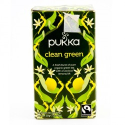 Pukka Clean Green Pa