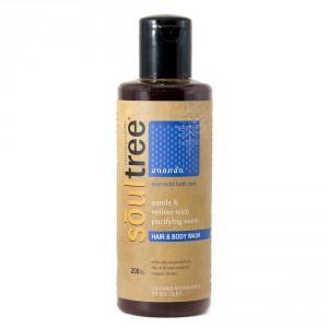 Aamla Vetiver Hair Body Wash 200ml St