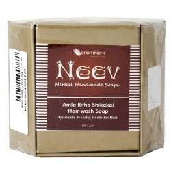 Amla Ritha Hair Wash Soap