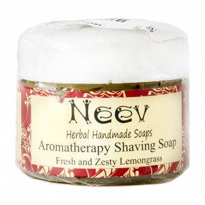 Aromatherapy Shaving Soap 60g