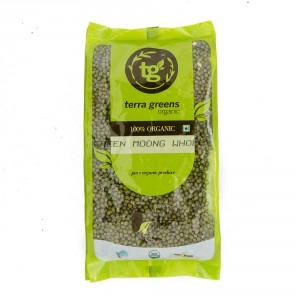 Green Moong Whole 500g