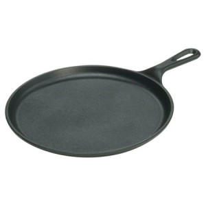 10.5 Inch Cast Iron Dosa Tawa Lodge