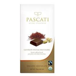 Saffron Pistachio Dark Chocolate Pc