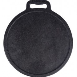 Cast Iron Dosa Tawa 12 Inch Pm