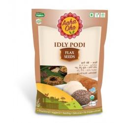 Flax Seed Idly Podi Ao