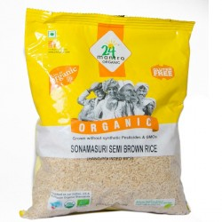Sonamasuri Semi Brown Rice 1kg