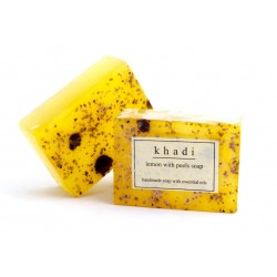 Lemon With Peels Soap Khadi