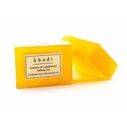 Turmeric & Sandalwood Soap Khadi