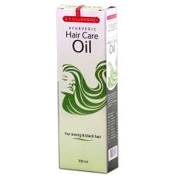 Hair Oil 100ml Kpn