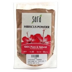 Hibiscus Powder For Hair 50g