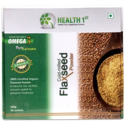 Flaxseeds Powder 600g Hf