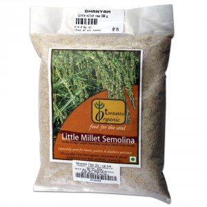 Little Millet Rava 500gm