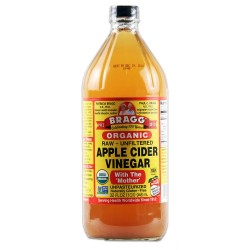 Apple Cider Vinegar 1l Brag