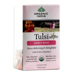 Tulsi Sweet Rose Teabag