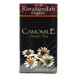 Camomile Green Tea