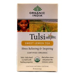 Tulsi Sweet Lemon Tea Bag