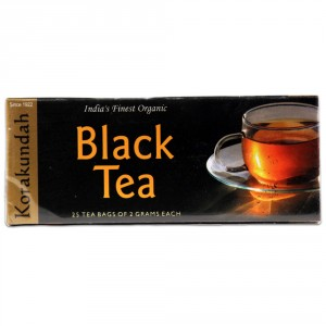 Black Tea Bag 25