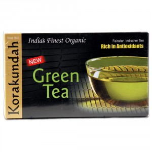 Green Tea Bag 25
