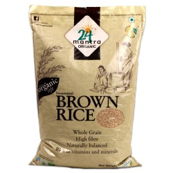 Sona Masuri Brown Rice 5kg