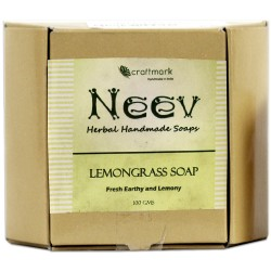 Lemongrass Soap Neev