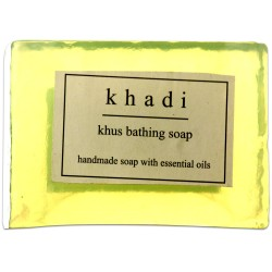 Khus Bathing Soap Khadi
