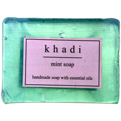 Mint Soap Khadi