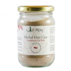 Herbal Hair Oil Bath 100g