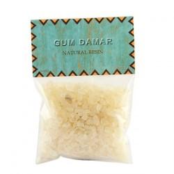 Natural Resin - Gum Damar 50g - As