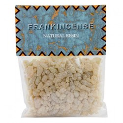 Natural Resin - Frankincense 50g - As