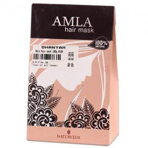 Amla Hair Mask 100g Nvda