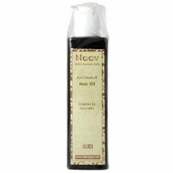Anti Dandruff Hair Oil 200ml Neev