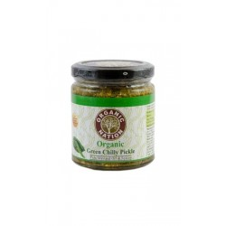 Green Chilly Pickle 200g On
