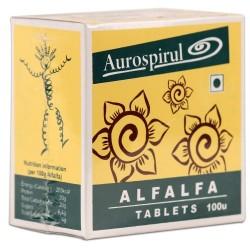 Alfalfa Tablets 100u As