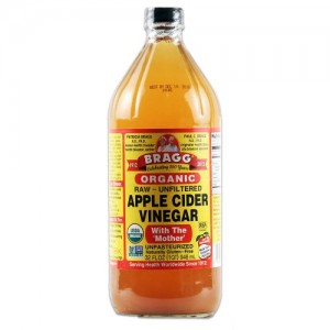 Apple Cider Vinegar 1l Brag