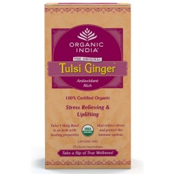 Tulsi Ginger Teabag