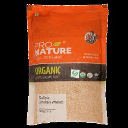 Wheat Daliya 500g Pn