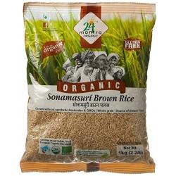 Sonamasuri Brown Rice 1kg 24l