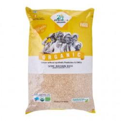 Sona Masuri Semi Brown Rice 5kg 24l