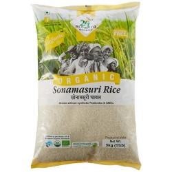 Sonamasuri White Rice 5kg 24l