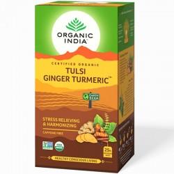 Tulsi Ginger Turmeric Tea Bag Oi