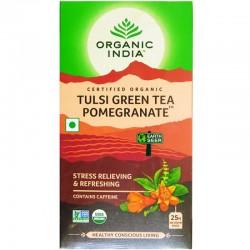 Tulsi Green Tea Pomegranate Oi