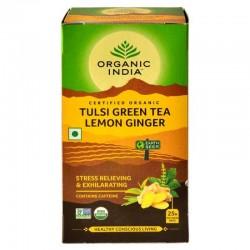 Tulsi Lemon Ginger Teabag Oi