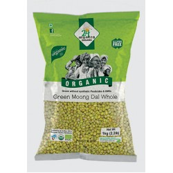 Green Moong Whole 500g 24l