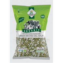 Green Moong Dal Split 500g 24l