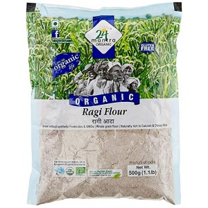 Ragi Flour 500g 24l