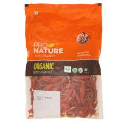 Red Chilly Hot 100g Pn