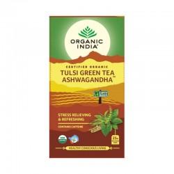 Tulsi Green Tea Ashwagandha Oi